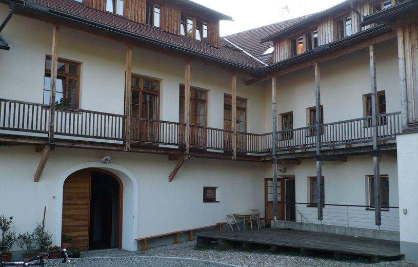 Hotel Alte Post Feistritz