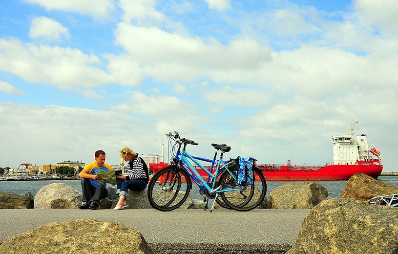 baltic coast bike trail flensburg l beck velociped. Black Bedroom Furniture Sets. Home Design Ideas