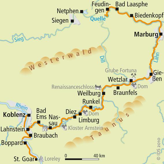 Radwege Gießen