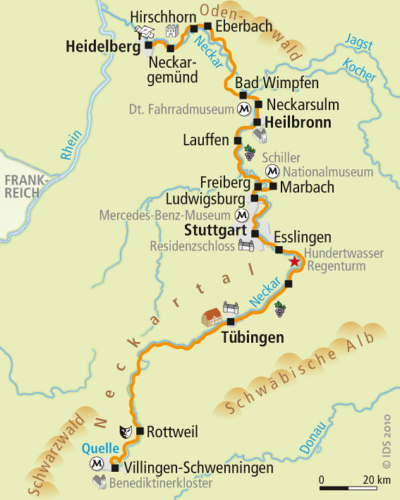 Heidelberg Tour