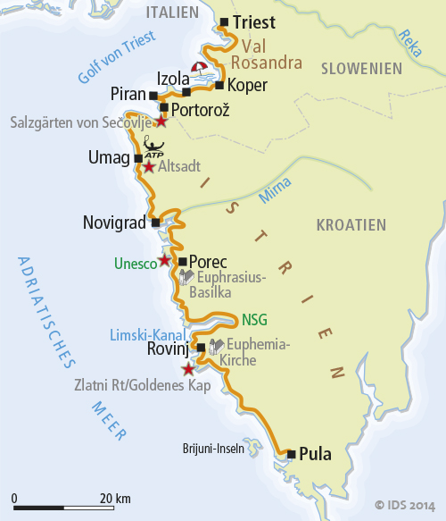 Peninsula Istria Velociped
